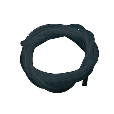 3-1/2 ft. Spiral Wrap Combo Pack - Black