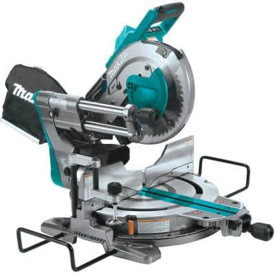 40V max XGT Brushless Cordless 10 in. Dual-Bevel Sliding Compound Miter Saw, AWS Capable (Tool Only)