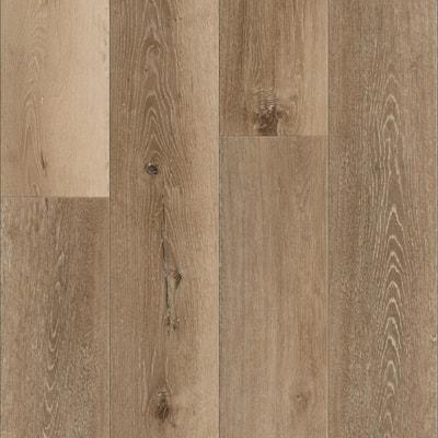 Vinyl Pro Classic Aged Hickory 7.12 in. W x 48 in. L Waterproof Luxury Vinyl Plank Flooring (23.77 sq. ft)