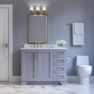 Bohemian Bathroom Vanities With Tops Bathroom Vanities The Home Depot