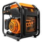 RV-Ready 4000-Watt Gas-Powered Open Frame Inverter Generator, CARB Compliant