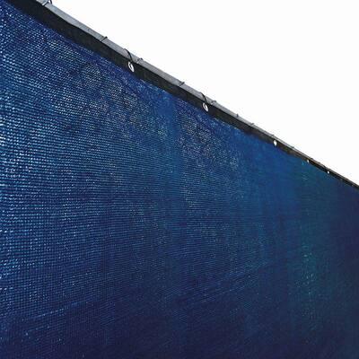 48 in. Polyethylene Garden Fence