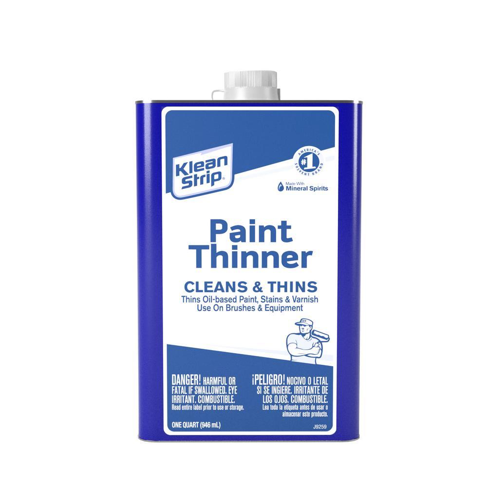 1 qt. Paint Thinner