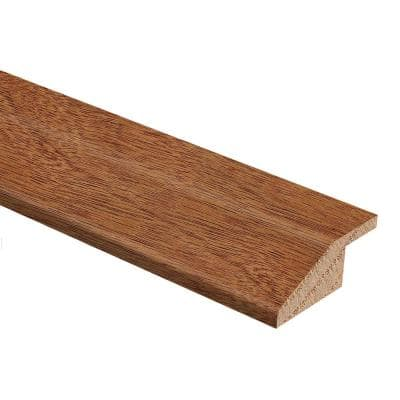 Hand Scraped Fremont Walnut 3/8 in. Thick x 1-3/4 in. Wide x 94 in. Length Hardwood Multi-Purpose Reducer Molding