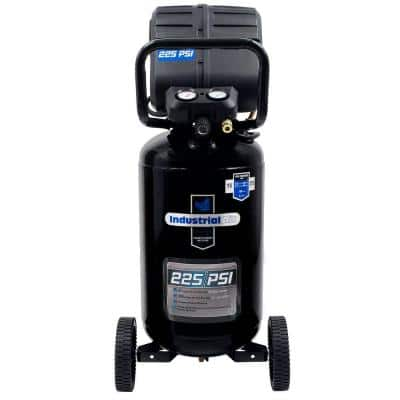 15 Gal. 225 PSI Portable Electric Air Compressor