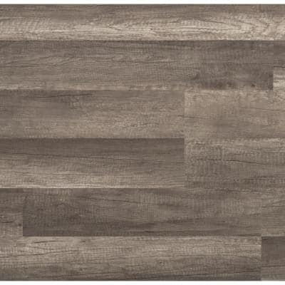 Grey Oak 7 mm Thick x 8.03 in. Wide x 47.64 in. Length Laminate Flooring (23.91 sq. ft. / case)
