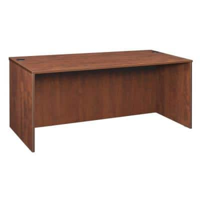 Magons 60 in. Cherry Desk Shell