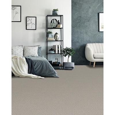 Prancer - Color Woodland 12 ft. Texture Beige Carpet