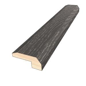 Glenwood 3/8 in. Thick x 2 in. Width x 78 in. Length Hardwood Threshold Molding