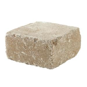 RumbleStone Medium 3.5 in. x 7 in. x 7 in. Merriam Blend Concrete Garden Wall Block