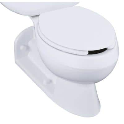Barrington 15 in. H x 14.9 in. W x 31.5 in. D Elongated Toilet Bowl Only in White