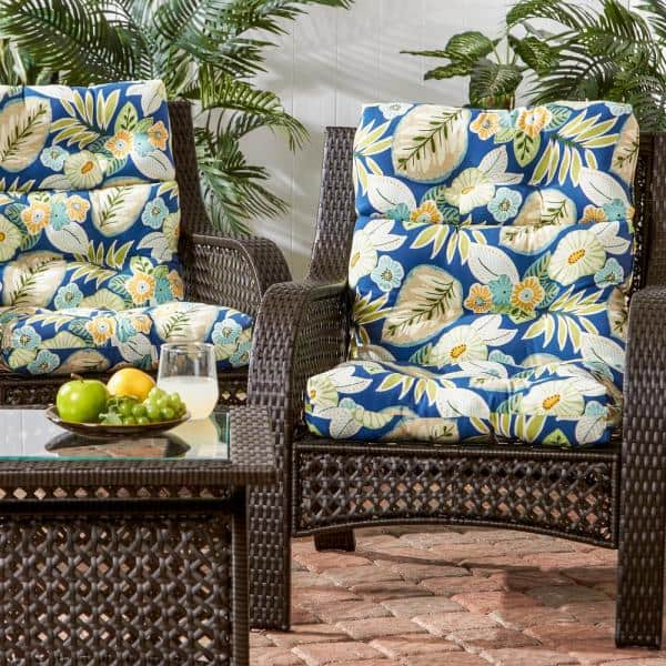 Greendale Home Fashions Marlow Fl, Pier One Outdoor Furniture Cushions