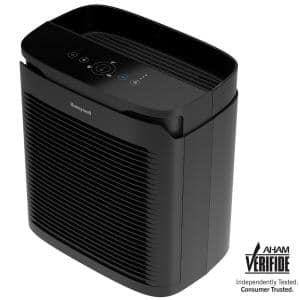 PowerPlus True HEPA 200 sq. ft. Allergen Remover/Air Purifier