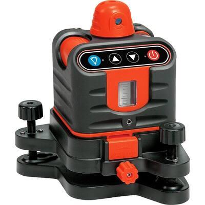 Manual-Leveling Rotary Laser Level