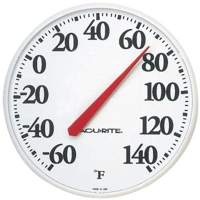12.5 in. Thermometer