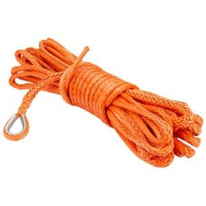 6,000 lbs. Replacement Synthetic Rope