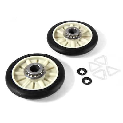 Dryer Drum Roller, 2-Pack (OEM Part Number 349241T)
