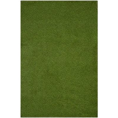 Vista Green 5 ft. x 8 ft. Area Rug