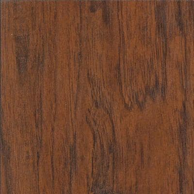 Russet Hickory 7 mm Thick x 7-2/3 in. Wide x 50-5/8 in. Length Laminate Flooring (24.17 sq. ft. / case)