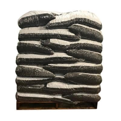 75 cu. ft. Brown Rubber Mulch (50 Bags)