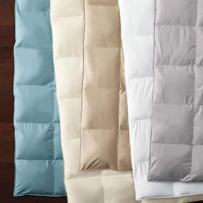 Alberta European Down Baffled Comforter