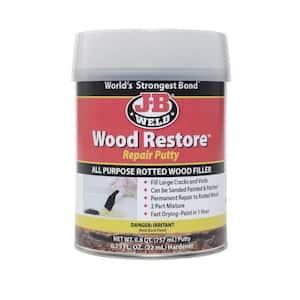 Wood Restore Repair Filler Putty - 25.6 oz. (Case of 3)