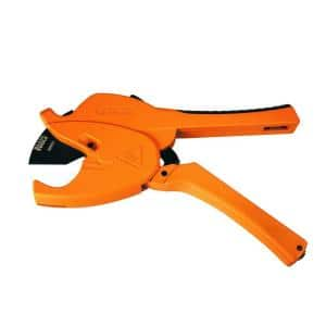 ''9-1/2 in. ratcheting PVC Cutter''