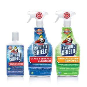 Invisible Shield Shower and Wall Tile Glass Essentials