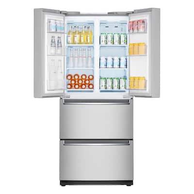 14.3 cu. ft. Kimchi Refrigerator in Platinum Silver