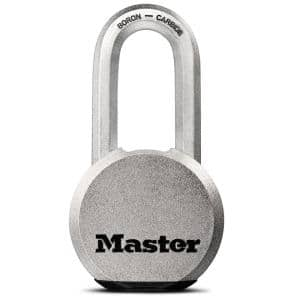 M930XDLH Magnum Heavy Duty Outdoor Padlock with Key, 1-Pack