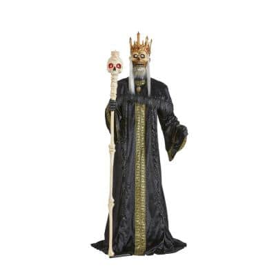 72 in. Animated King of the Underworld
