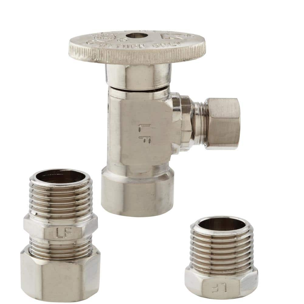 """/% Action/% kneippschlauch 3//4/"""" Silver 2 M length with 1//2/"""" Wall Valve gastlando"""
