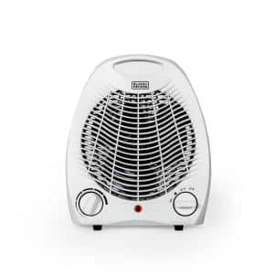 Personal Electric Heater in White