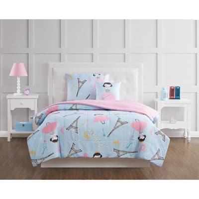 Paris Princess Comforter Set
