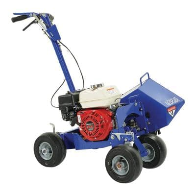 200 cc Gas Honda GX200 4-Stroke Air-Cooled 2 in. to 4 in. Bed Edger
