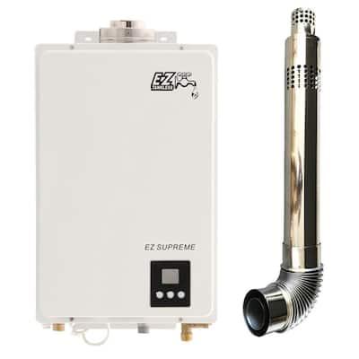 Supreme On Demand 8.2 GPM 165,000 BTU LPG Propane Gas Tankless Water Heater