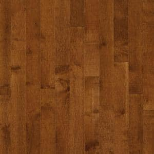 American Originals Timber Trail Maple 3/4 in. T x 2-1/4 in. W x Varying L Solid Wood Flooring (20sq. ft. /case)