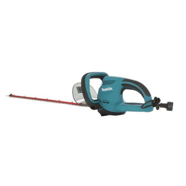 Makita 25 In 4 8 Amp Corded Electric Hedge Trimmer Uh6570 The Home Depot
