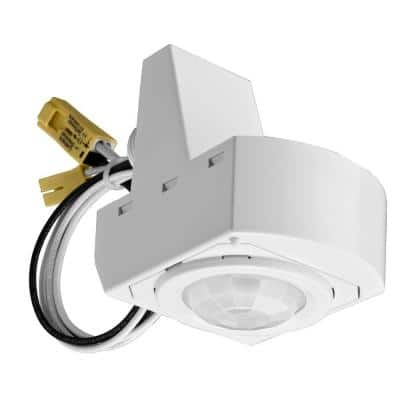 360° Mounted White Motion Sensor Fixture