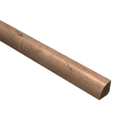 Savanna 3/4 in. T x 3/4 in. W x 72 in. L Solid Bamboo Quarter Round
