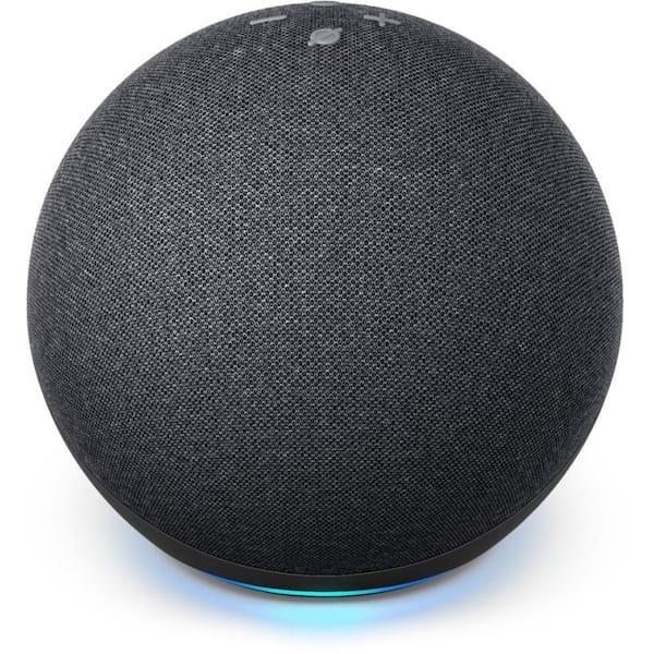 Echo Dot Smart Speaker with Alexa Grey