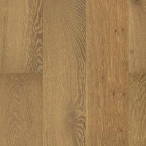 Hunt River Oak 7 mm T x 6.5 in. W x Varying Length Engineered Click Waterproof Hardwood Flooring (21.80 sq. ft./case)