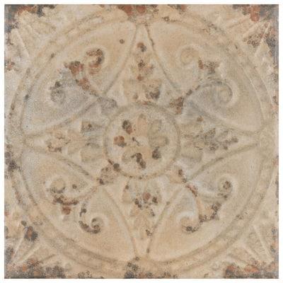 Saja Blanco 13 in. x 13 in. Ceramic Floor and Wall Tile (12.2 sq. ft. / case)