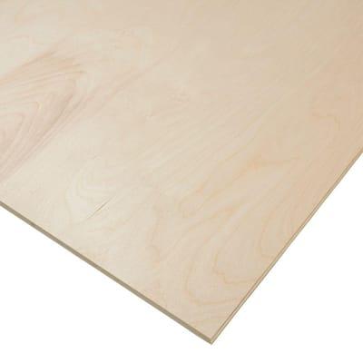 1/2 in. x 4 ft. x 8 ft. PureBond Birch Plywood