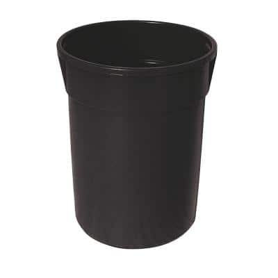 32 Gal. Black Commercial Park Trash Can Liners
