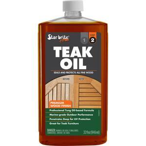 32 fl. oz. Premium Teak Oil