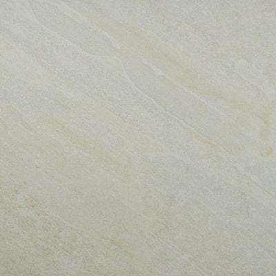 Quartz White 24 in. x 24 in. Matte Porcelain Paver Floor Tile (14-Pieces/56 sq. ft./pallet)