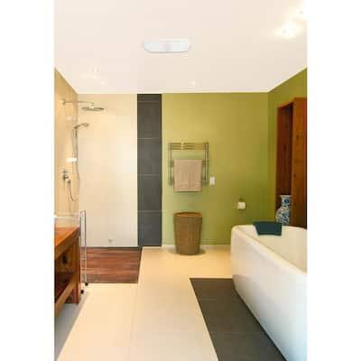 ENERGY STAR® Certified Quiet 80 CFM Ceiling Bathroom Exhaust Fan