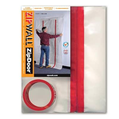 ZDC 4 ft. x 8 ft. Zipdoor Commercial