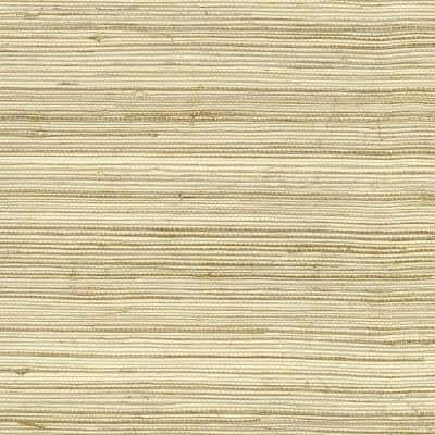 Changzhou Beige Grasscloth Peelable Roll (Covers 72 sq. ft.)